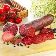 Salami mit leichtem Paprikaaroma