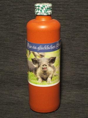 Wollschwein Tropfen, so ein guter Schnaps!! 1L