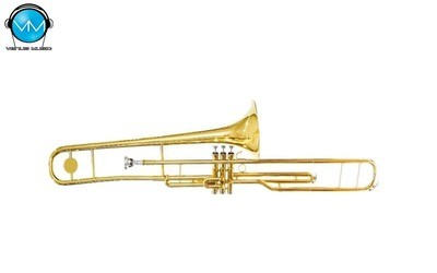 Trombón Embolos SIB Blessing Laqueado con Estuche 6420-V1