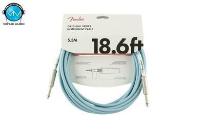 Original Series Instrument Cable, 18.6', Daphne Blue 5.5M 0990520003