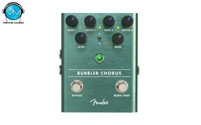 Pedal Fender Bubbler Analog Chorus/Vibrato