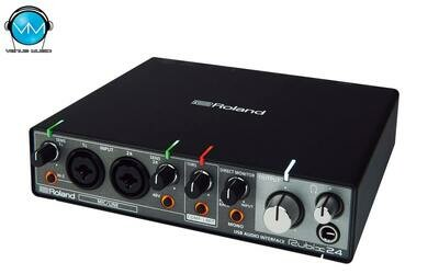 Interfaz de Audio USB Rubix24 Roland