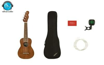 FENDER SEASIDE SOPRANO UKULELE 0971610022