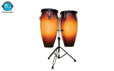 Set de Congas LP City 11 y 12 Sunburst LP647NY-VSB