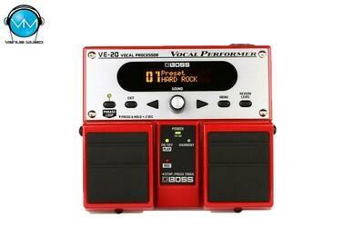 Procesador para Voz VE-20 BOSS