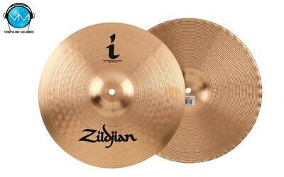 Platillos Zildjian Hi Hats Mastersound 14 Serie I ILH14MHP