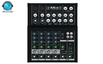Mezcladora Compacta 8 Canales Mackie Mix8