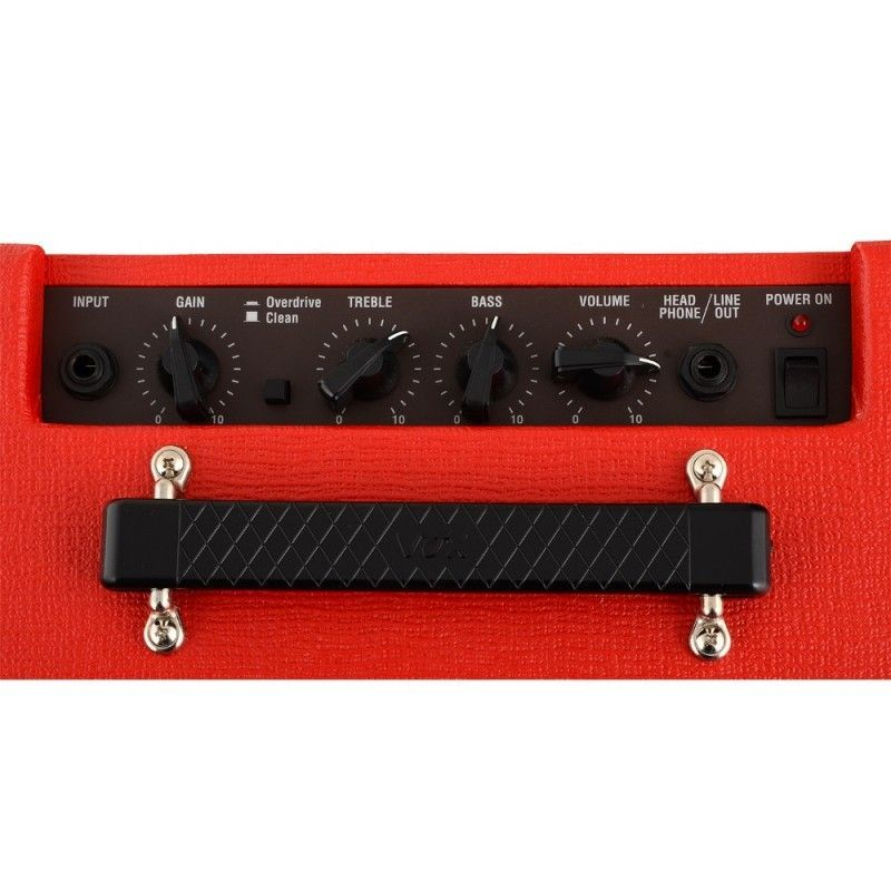 VOX PATHFINDER10 AMPLIFICADOR PARA GUITARRA 10 WATTS COLOR ROJO