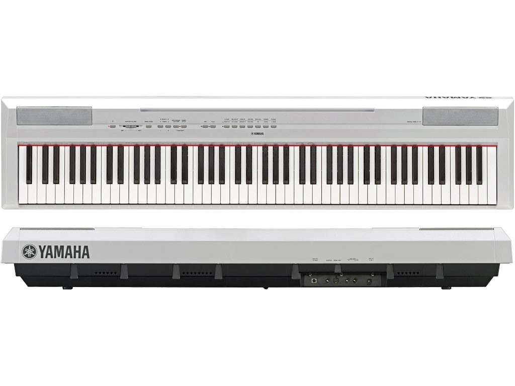 PIANO DIGITAL P115BSPA YAMAHA