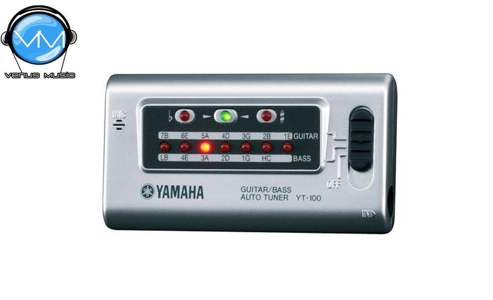 Afinador Yamaha Guitarra YT100 10053