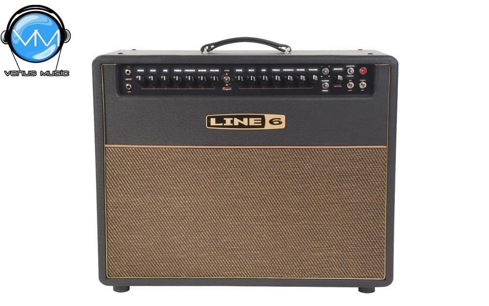 Amplificador para Guitarra Line 6 DT25HD 25W Bulbos 6886786