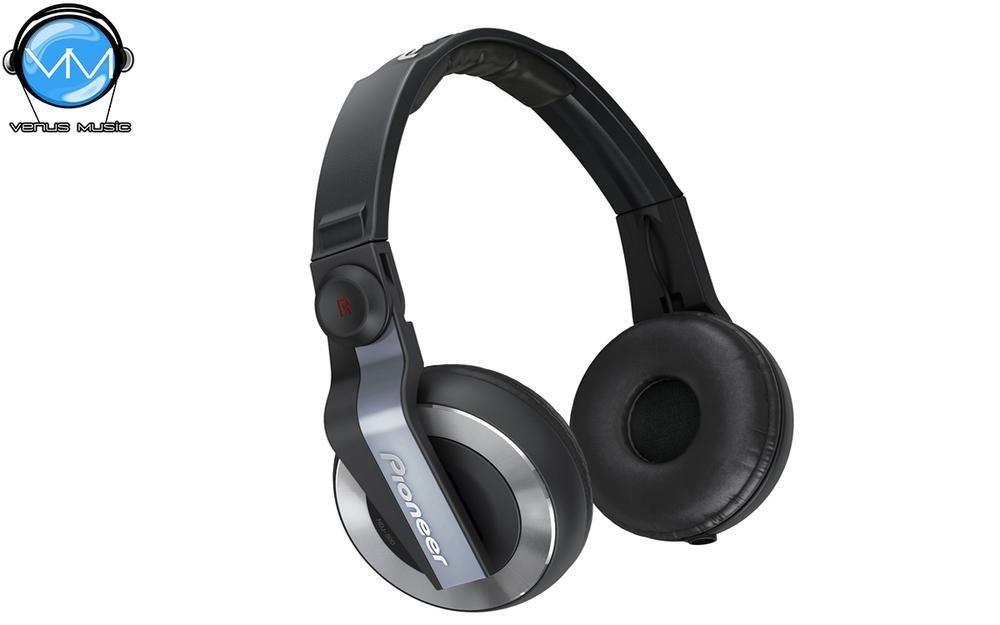 Audífonos Pioneer DJ HDJ-500-K 530003
