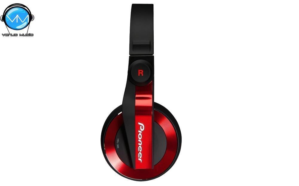 Audífonos Pioneer DJ HDJ-500-R 50088