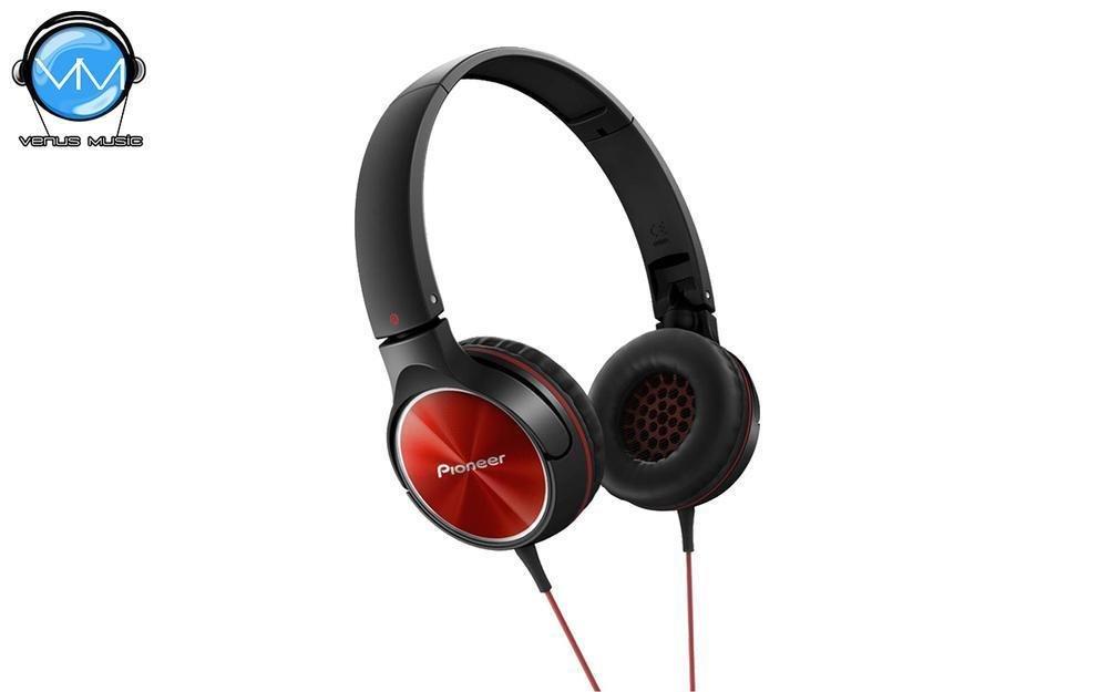 Audífonos Pioneer SE-MJ522-R