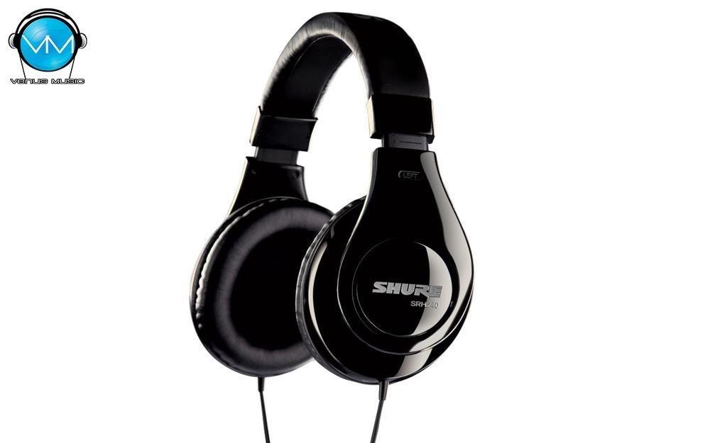 Audífonos Shure SRH240A 903213