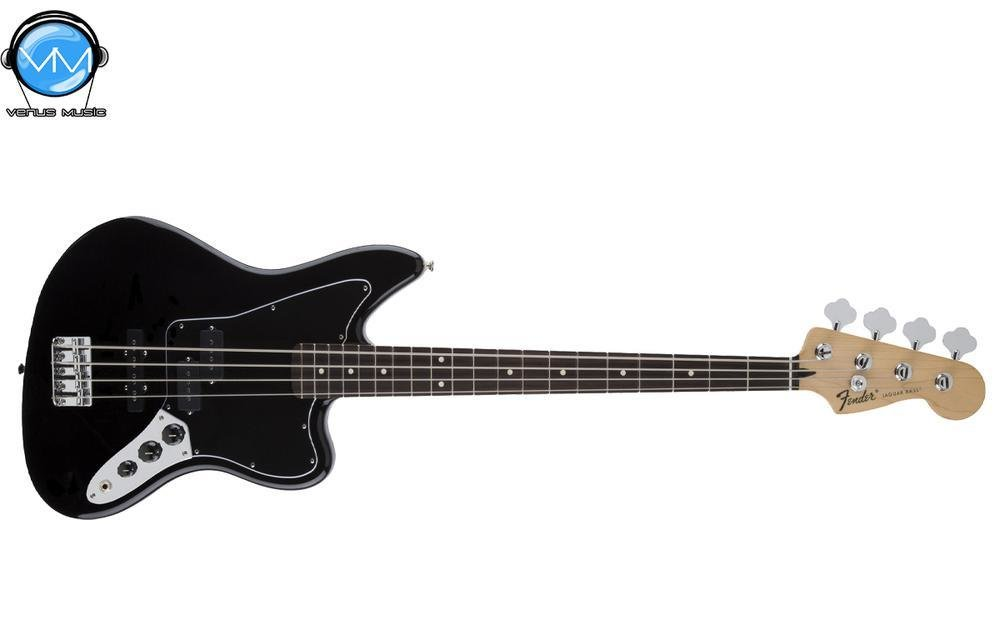 Bajo eléctrico Fender Standard Jaguar® Bass Black 985052935