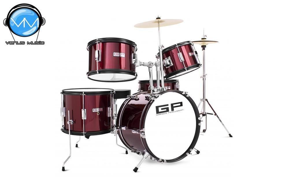 Batería Greggs Percussion JR 5 Pz 90345341
