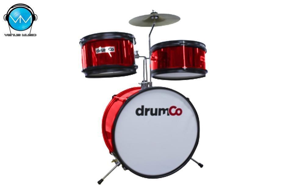 Batería Infantil drumco Bambino color Rojo 8790010