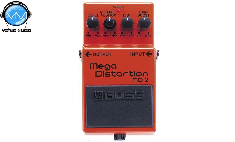 Boss MD-2 Pedal Mega Distortion 88890675