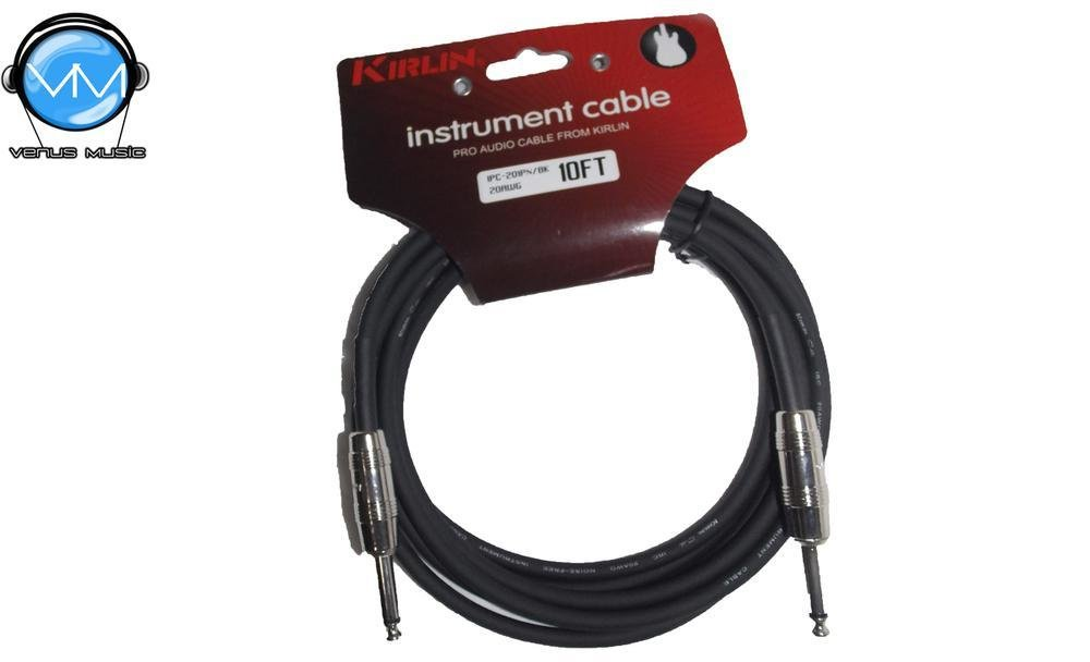 Cable para Instrumento Kirlin 10FT 12409553