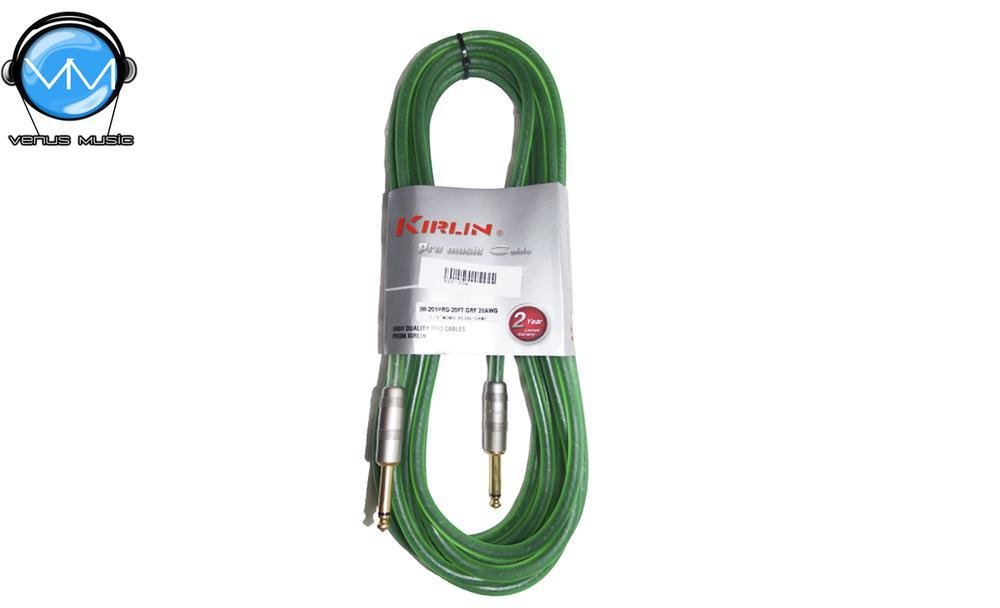 Cable para Instrumento Kirlin IM-201PRG-20FT/GRF 20FT 98504343