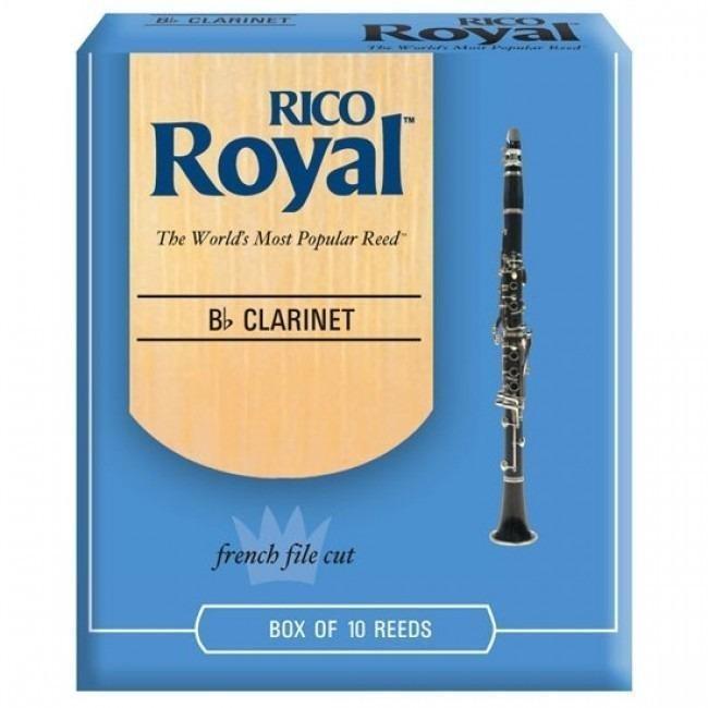 Caña p/clarinete Bb Rico Royal #3 1/2 999651