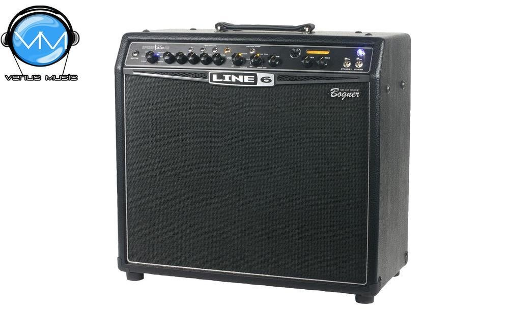 "Combo Line 6 Spider Valve 112 MKII bulbos 12"" Guitarra 9907"