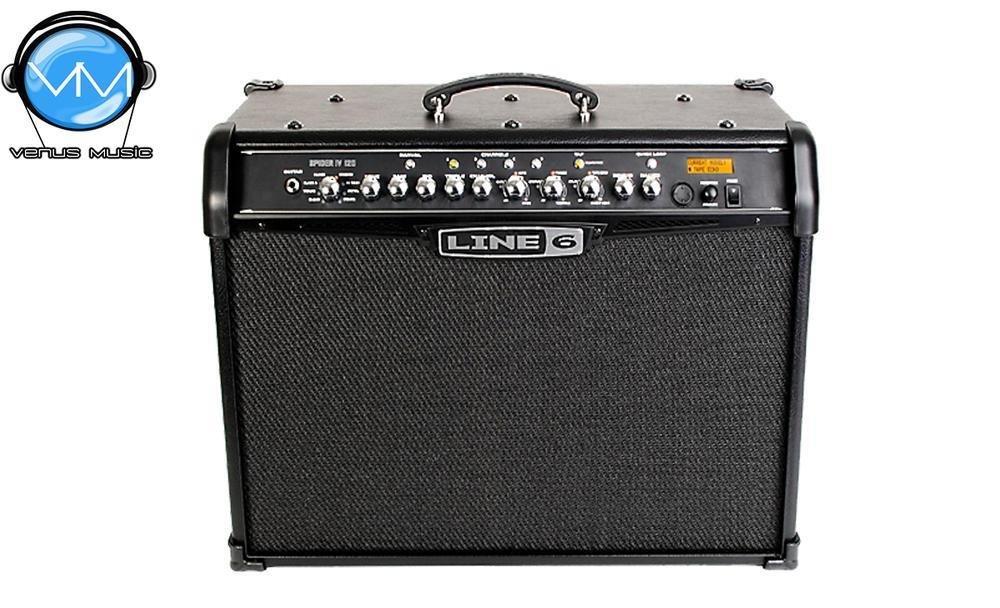 Combo Para Guitarra Line 6 Spider IV 120W (SPRIV120) 32409253