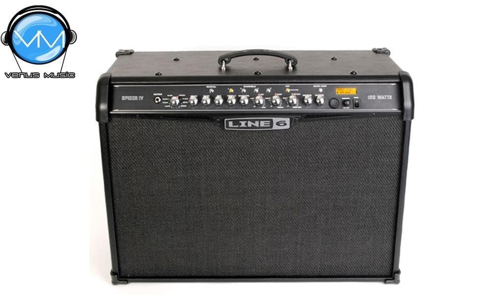 Combo Para Guitarra Line 6 Spider IV 150W (SPRIV150) 78687688
