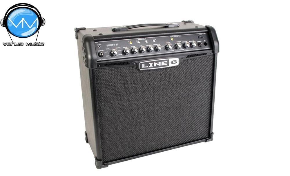 Combo Para Guitarra Line 6 Spider IV 30W (SPRIV30) 9409324