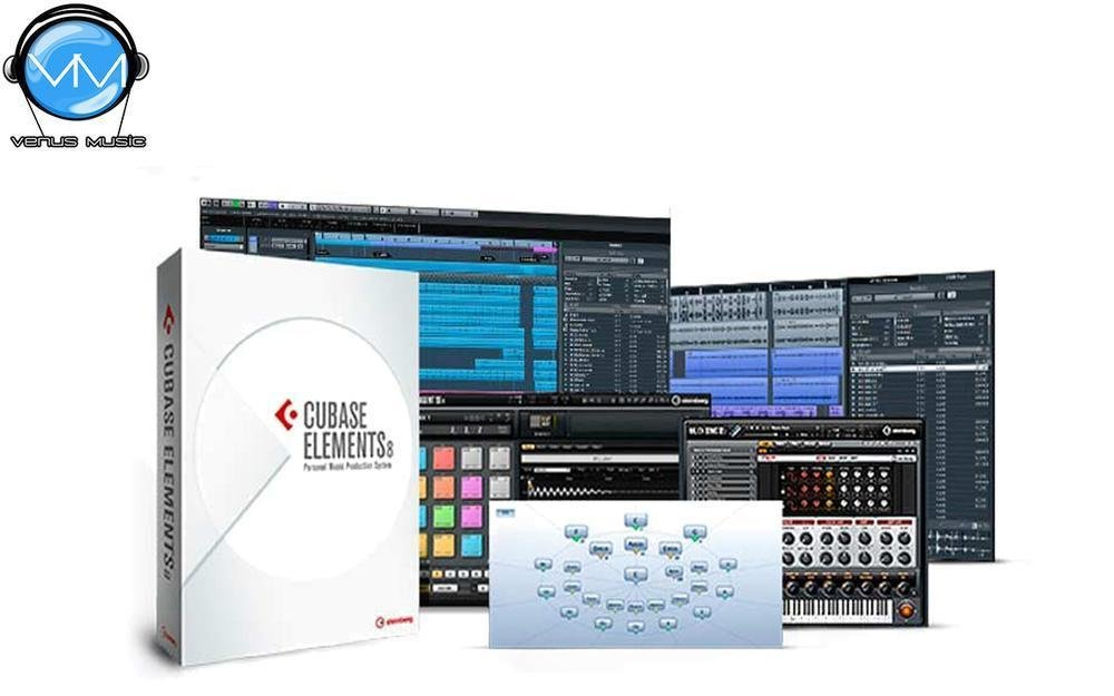 Cubase Elements 8 Software