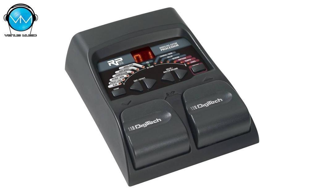 DIGITECH RP55 PROCESADOR MULTIEFECTOS PARA GUITARRA 7970800