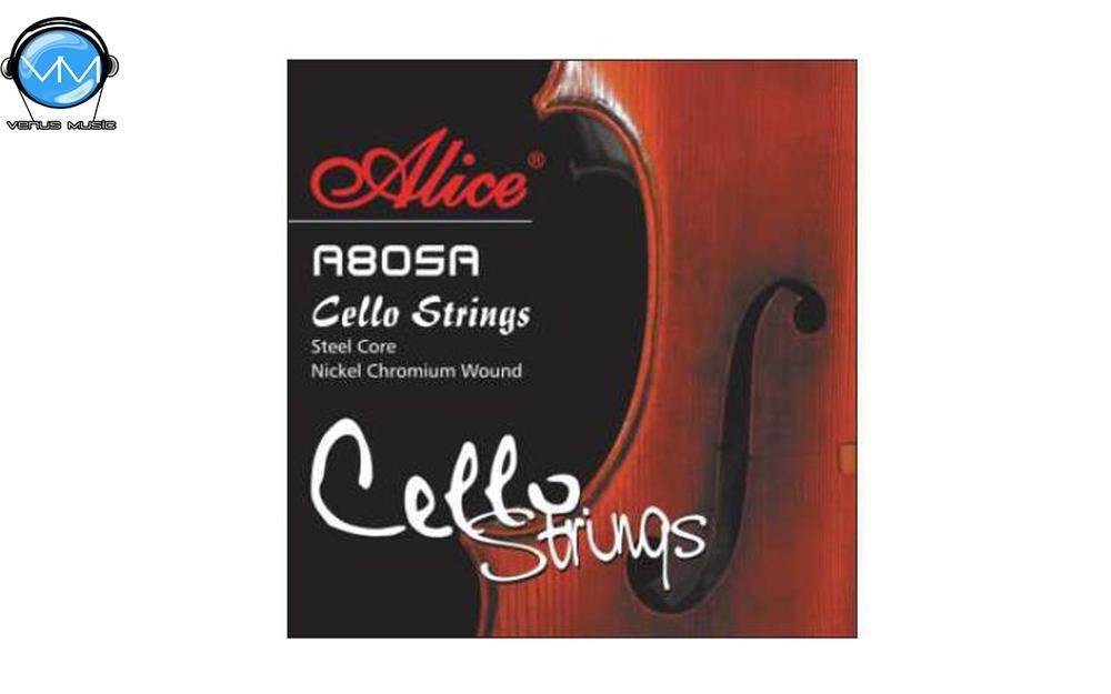 Encordadura Alice para Violoncello 4/4 A805A 9482092
