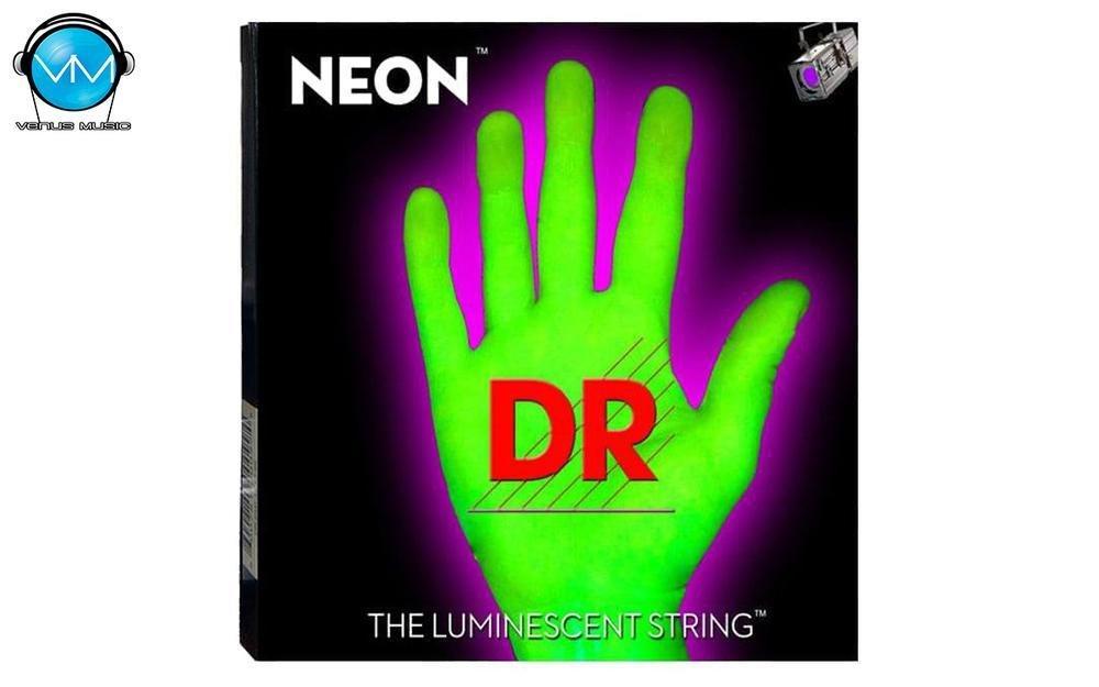 Encordadura DR Eléctrica NEON Green 10-46 5980232