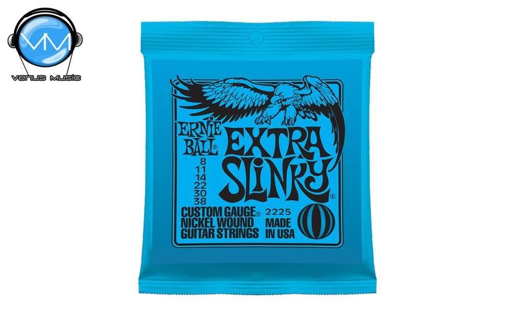 Ernie Ball 2225 Extra Slinky Encordadura Guit. Eléctrica 549038