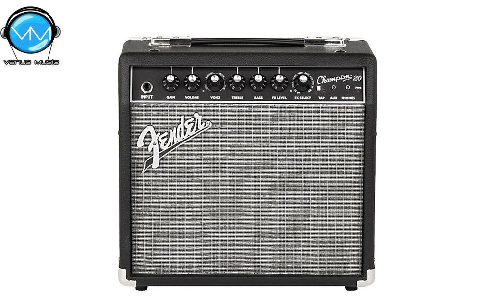 Fender Champion 20 Guitar Combo Amp 908402