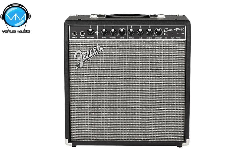 Fender Champion 40 Guitarra Combo Amp 902342
