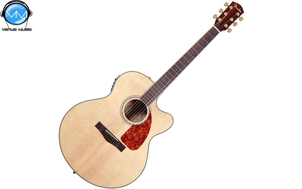 Fender CJ290 SCE de Jumbo Guitarra Electroacústica 98402304