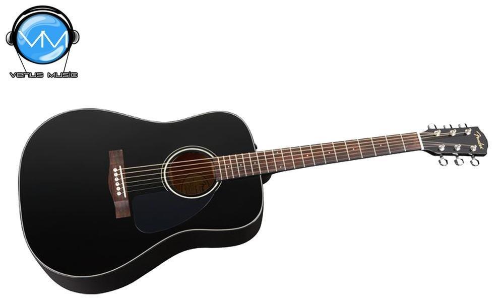 Fender DG-60 Guitarra Electroacústica Color Negro 60439593