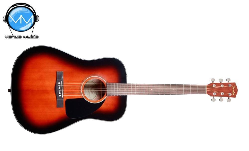 Fender DG-60 Guitarra Electroacústica Sunburst 6075434