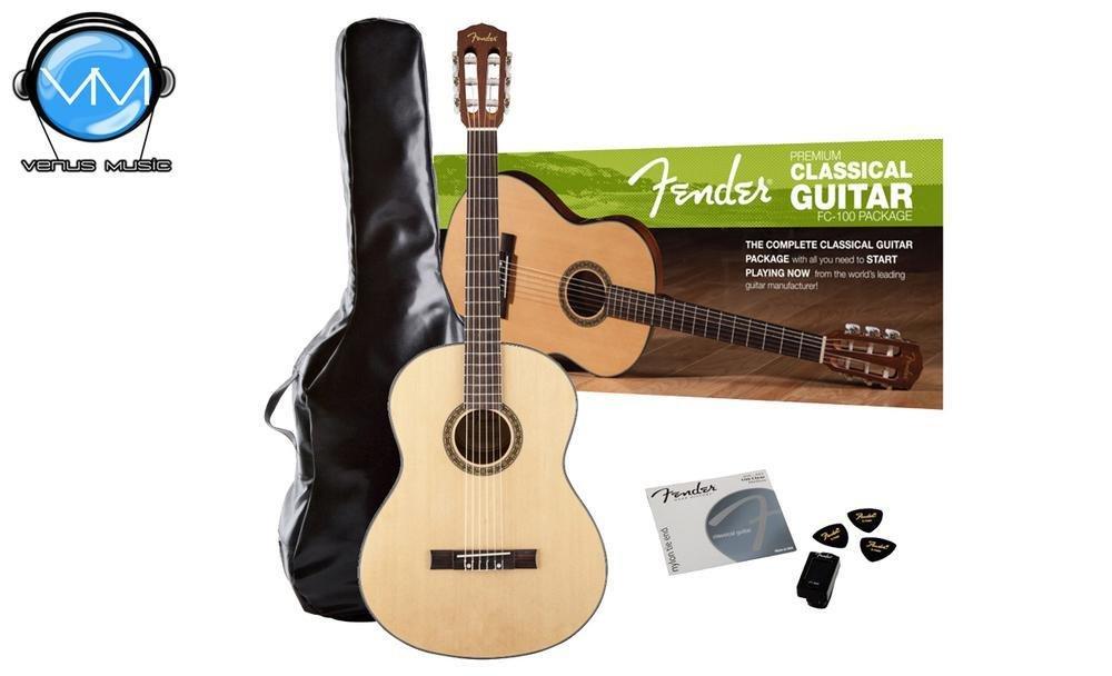 Fender FC-100 Paquete Clásico 9583409