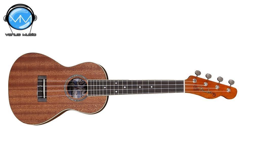 Fender Mino'Aka Concert Ukulele Caoba 0955650021 98543095