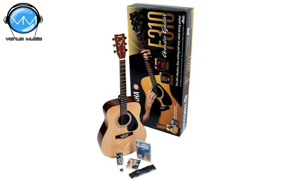 Guitarra Acústica Yamaha F310P (Pack) 43289