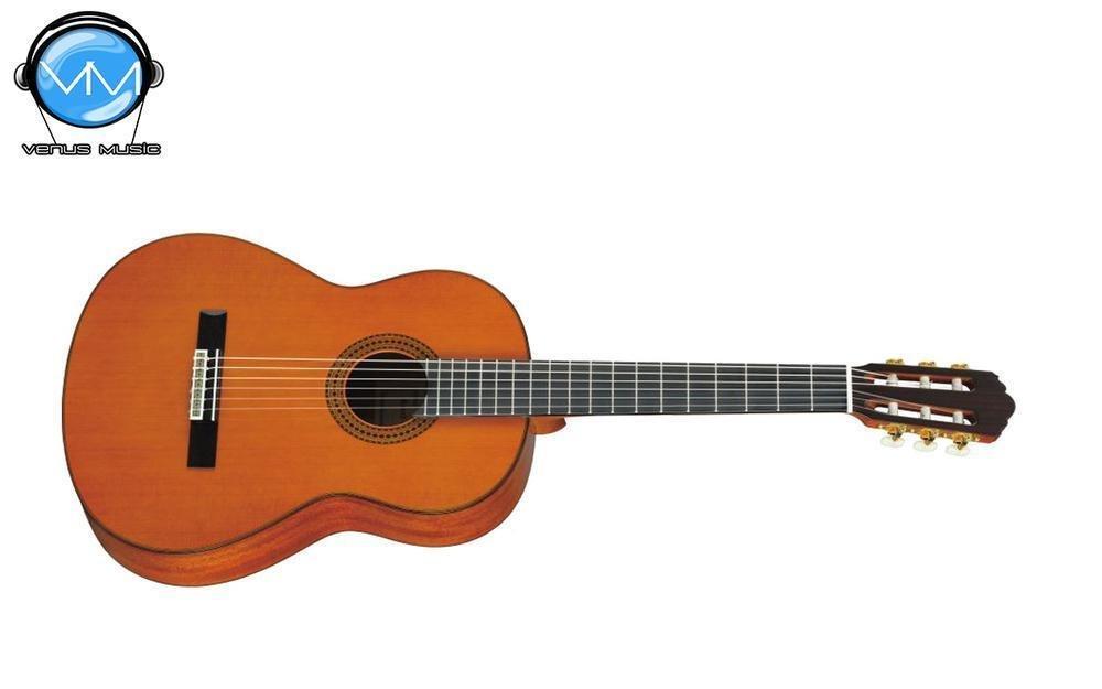 Guitarra Clásica Yamaha c/estuche GC12C