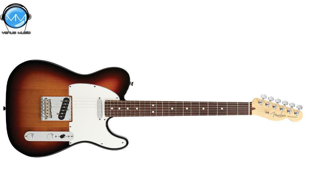 Guitarra eléctrica Fender American Standard Telecaster® Sunburst