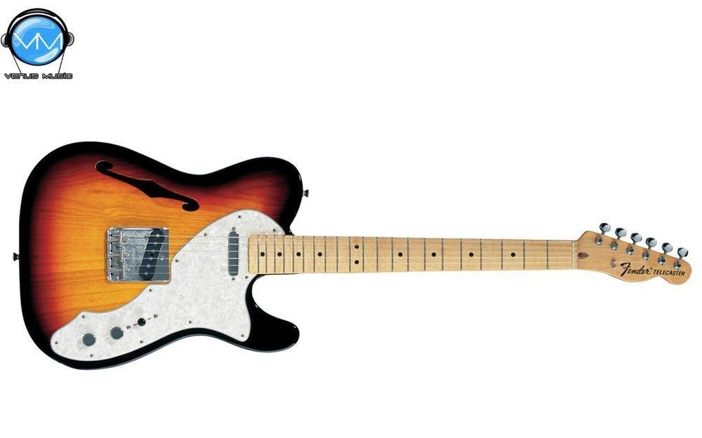 Guitarra eléctrica Fender Classic Series '69 Telecaster ® Thinline 984102941
