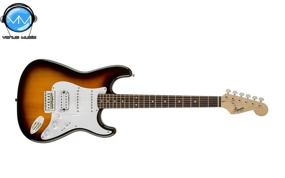 Guitarra Eléctrica Fender Squier Bullet Stratocaster Sunburst Trem 3242353