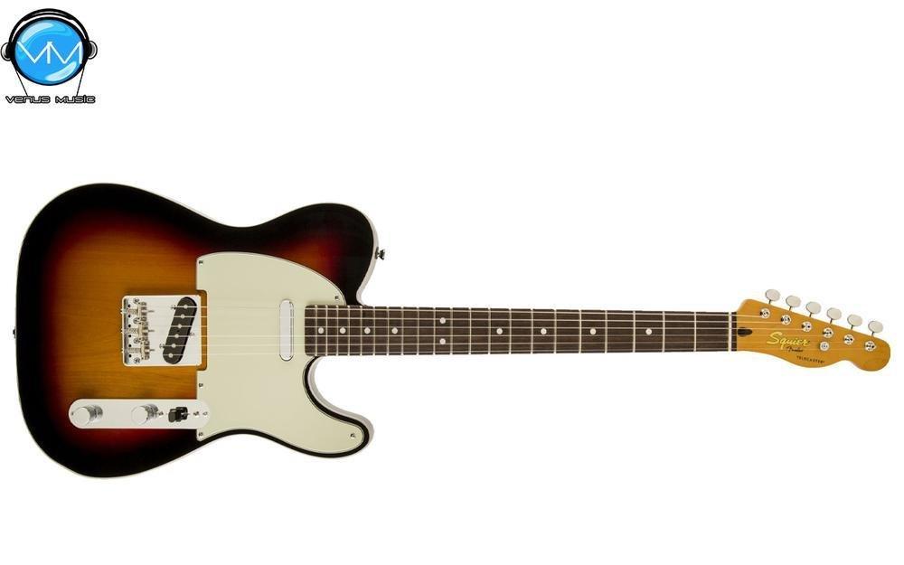 Guitarra Eléctrica Fender Squier Classic Vibe Telecaster Custom sunburst 99943121