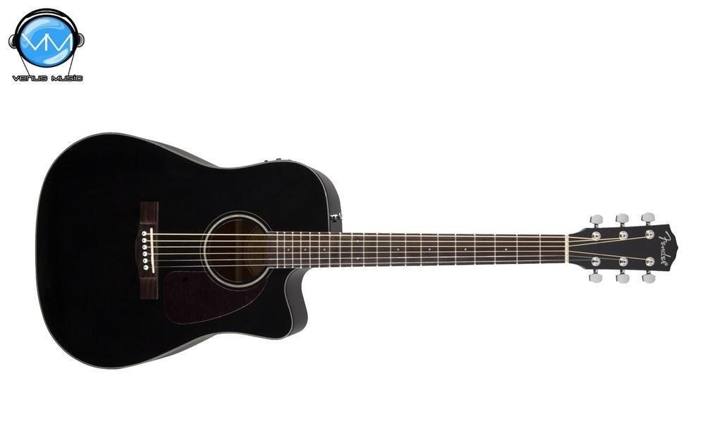 Guitarra Electroacústica Fender CD-140SCE, BLACK V2 9876988