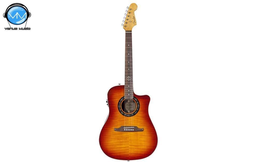 Guitarra Electro-acústica Fender Sonoran 852309